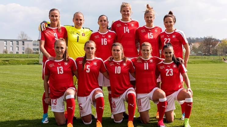 Svizzera testa di serie del gruppo 2