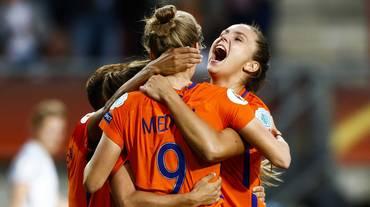 La finale di Euro 2017 è Danimarca - Olanda
