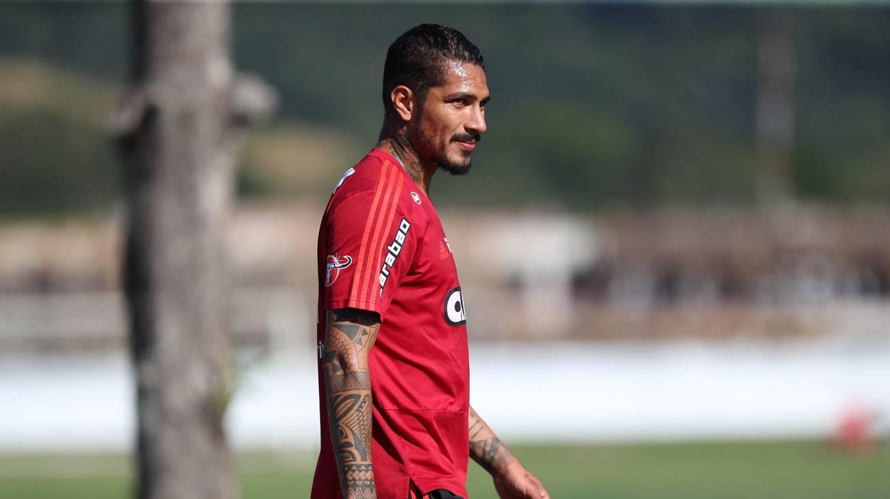 L'attaccante del Flamengo
