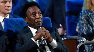 È giallo sulle condizioni di Pelé