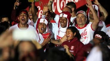Col Perù ora il Mondiale è pronto