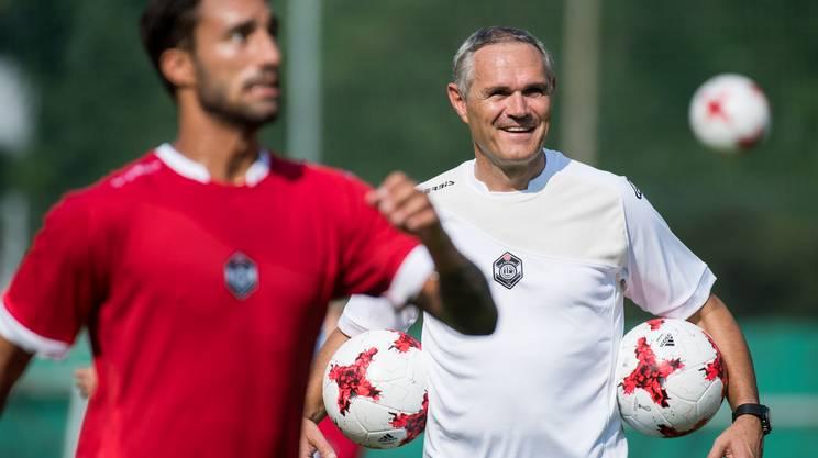 Coppa Svizzera, Lugano inizia dal Giura