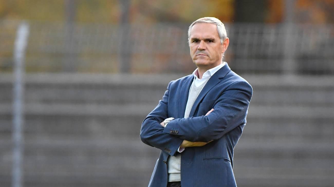 L'allenatore del Lugano
