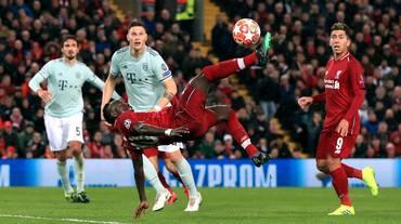 Liverpool sprecone, è 0-0 col Bayern