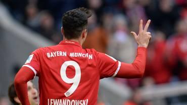 Il Bayern ne mette otto e castiga l'Amburgo