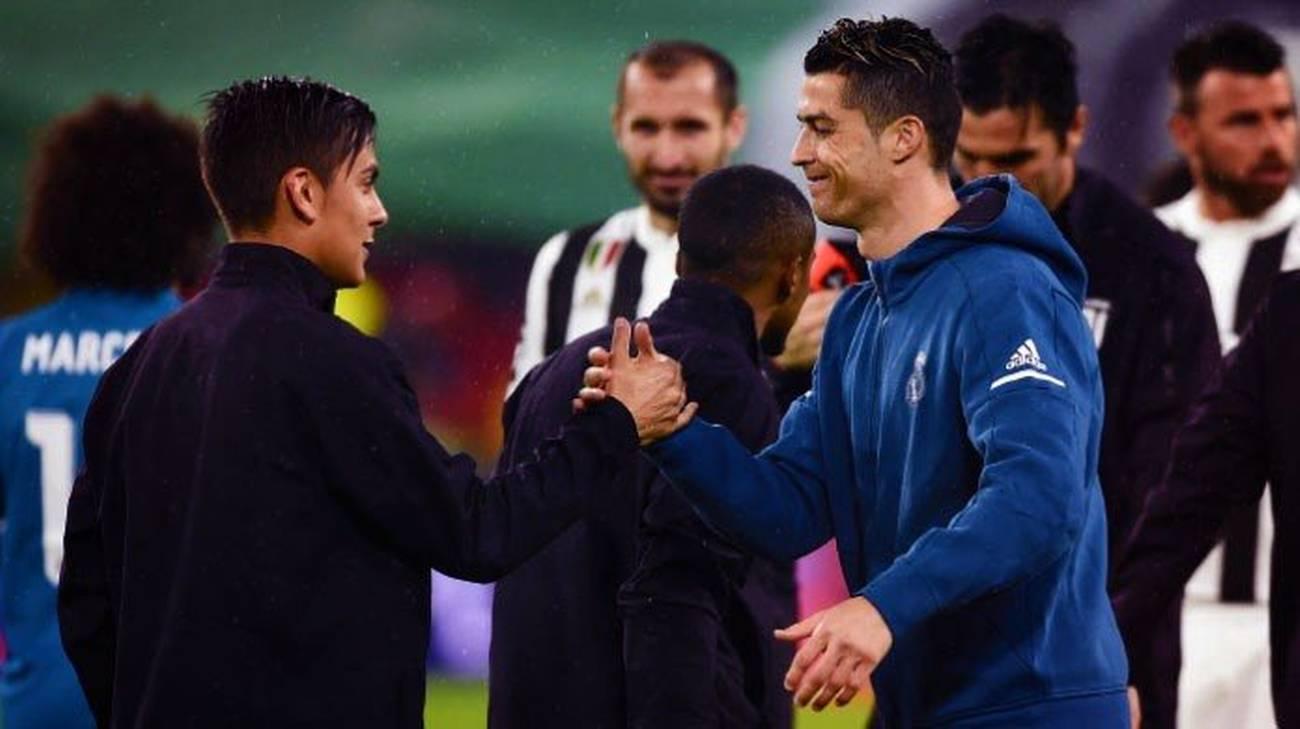 La nuova coppia Dybala-Ronaldo