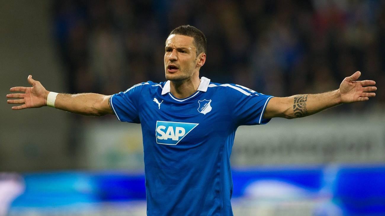 Il centrocampista ai tempi dell'Hoffenheim