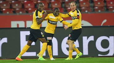 Young Boys - Winterthur in streaming