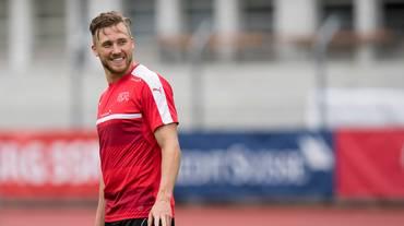 Silvan Widmer è un giocatore del Basilea