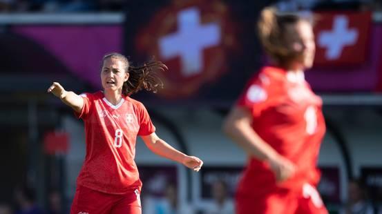 La Svizzera cade contro la Spagna