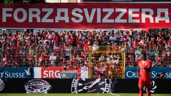Apertura della prevendita per Svizzera-Qatar