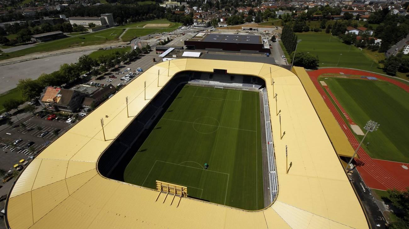 La Swisspor Arena