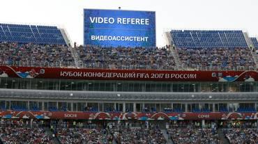 Il VAR ci sarà ai Mondiali in Russia