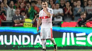 Shaqiri ai box, Svizzera preoccupata