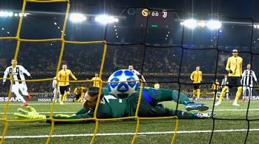 Champions League, highlights di Young Boys - Juventus (12.12.2018)
