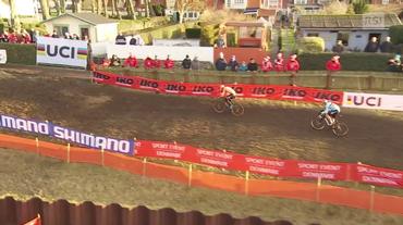 Mondiali di ciclocross, il servizio sulla gara maschile (La Domenica Sportiva 03.02.2019)
