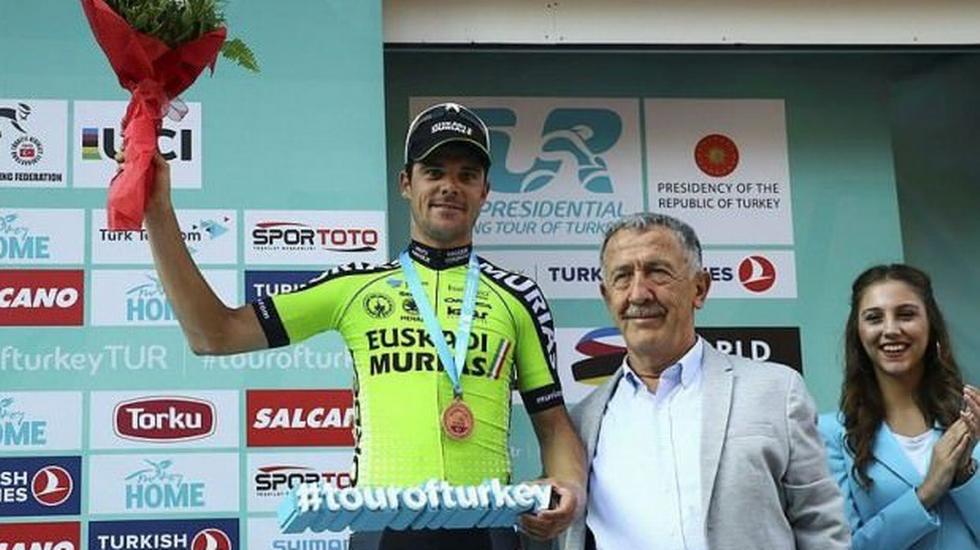 Prades si aggiudica il Giro di Turchia