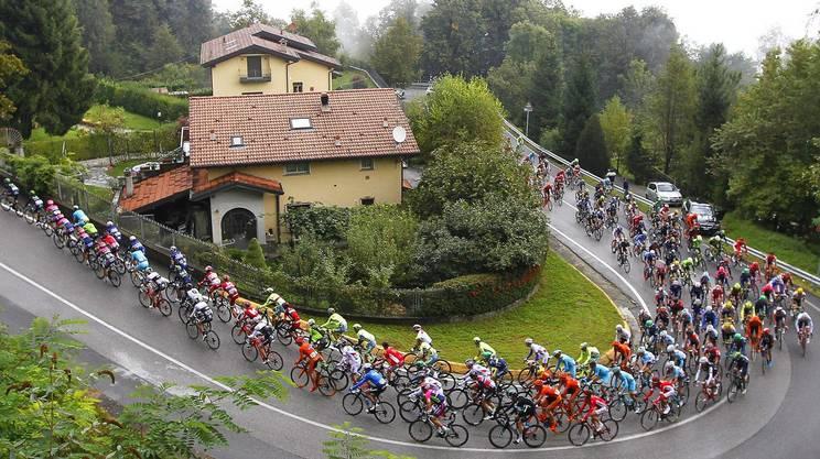 Il Giro di Lombardia in streaming