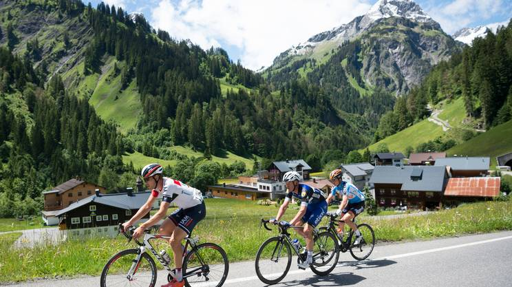 La RSI ti porta al Tour de Suisse