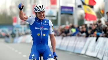 Lampaert vince l'Attraverso le Fiandre