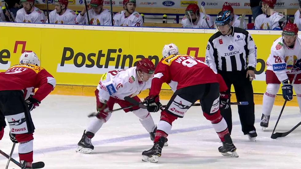 Hockey, le reti di Svizzera-Bielorussia (13.04.2018)