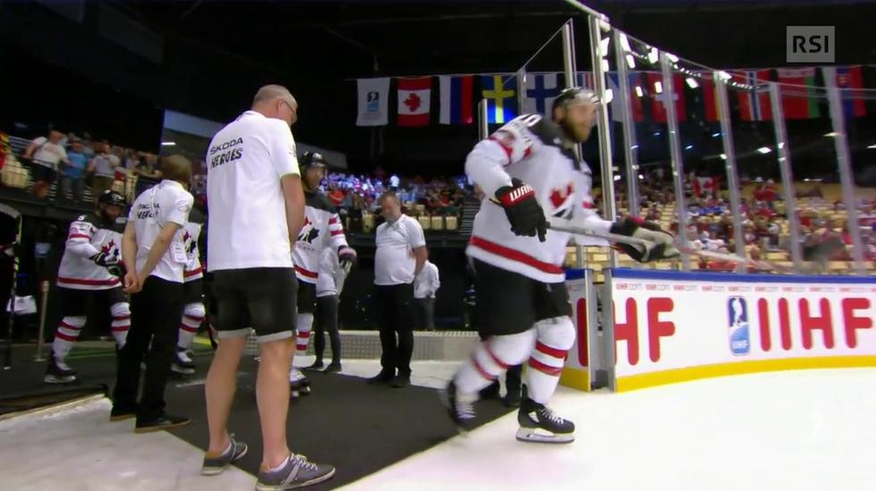 Mondiali, le highlights di Canada - Germania (15.05.2018)