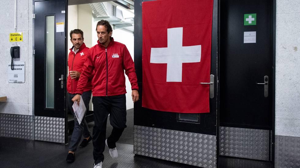 Nazionale, il servizio sul Prospect Camp di Berna (31.07.2018)