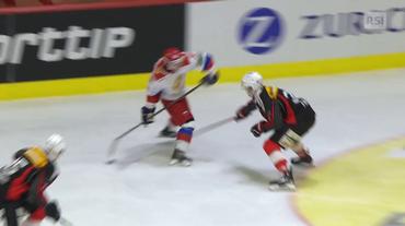 Lucerne Cup, il servizio su Svizzera - Russia (14.12.2018)