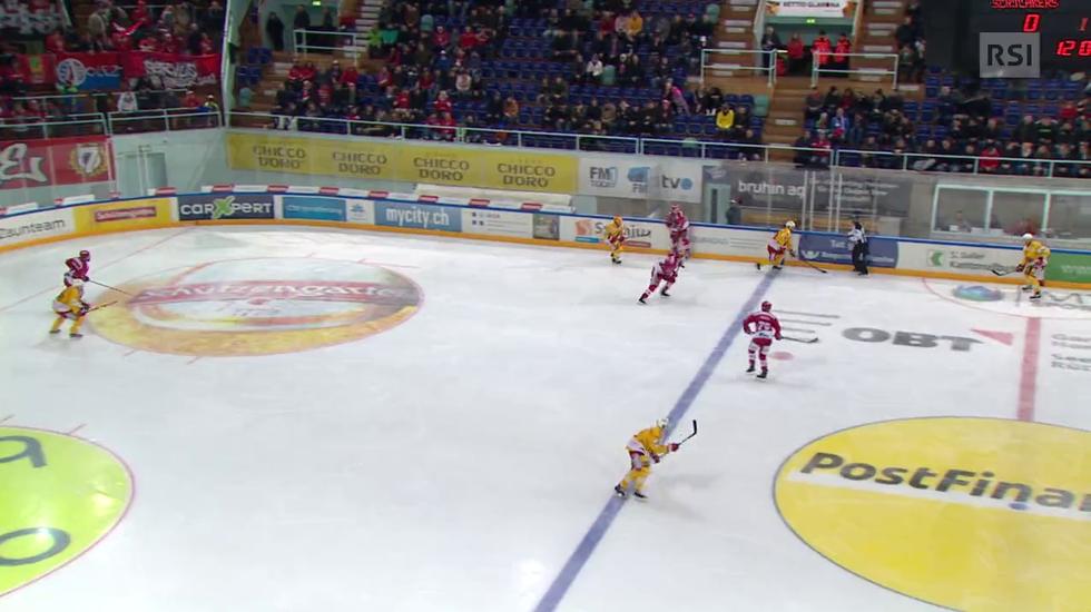 NL, il servizio su Rapperswil - Bienne (Sportsera 08.02.2019)