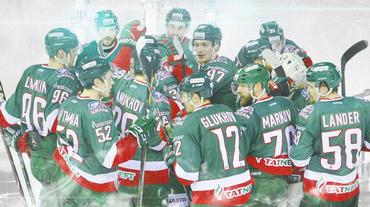 Il Bars Kazan conquista la Gagarin Cup