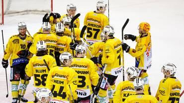 Berna prima squadra ai playoff