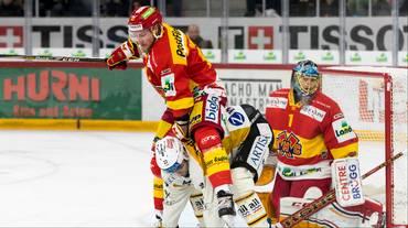 Il Lugano cade alla Tissot Arena