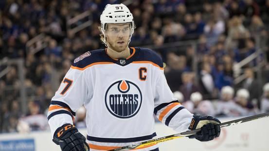 McDavid trascina Edmonton alla vittoria