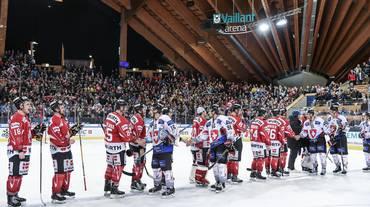 Niente Coppa Spengler per la Svizzera
