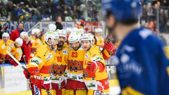 Il Bienne raggiunge il Lugano in semifinale