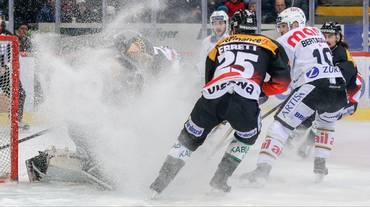 Il Lugano spreca e il Berna lo punisce