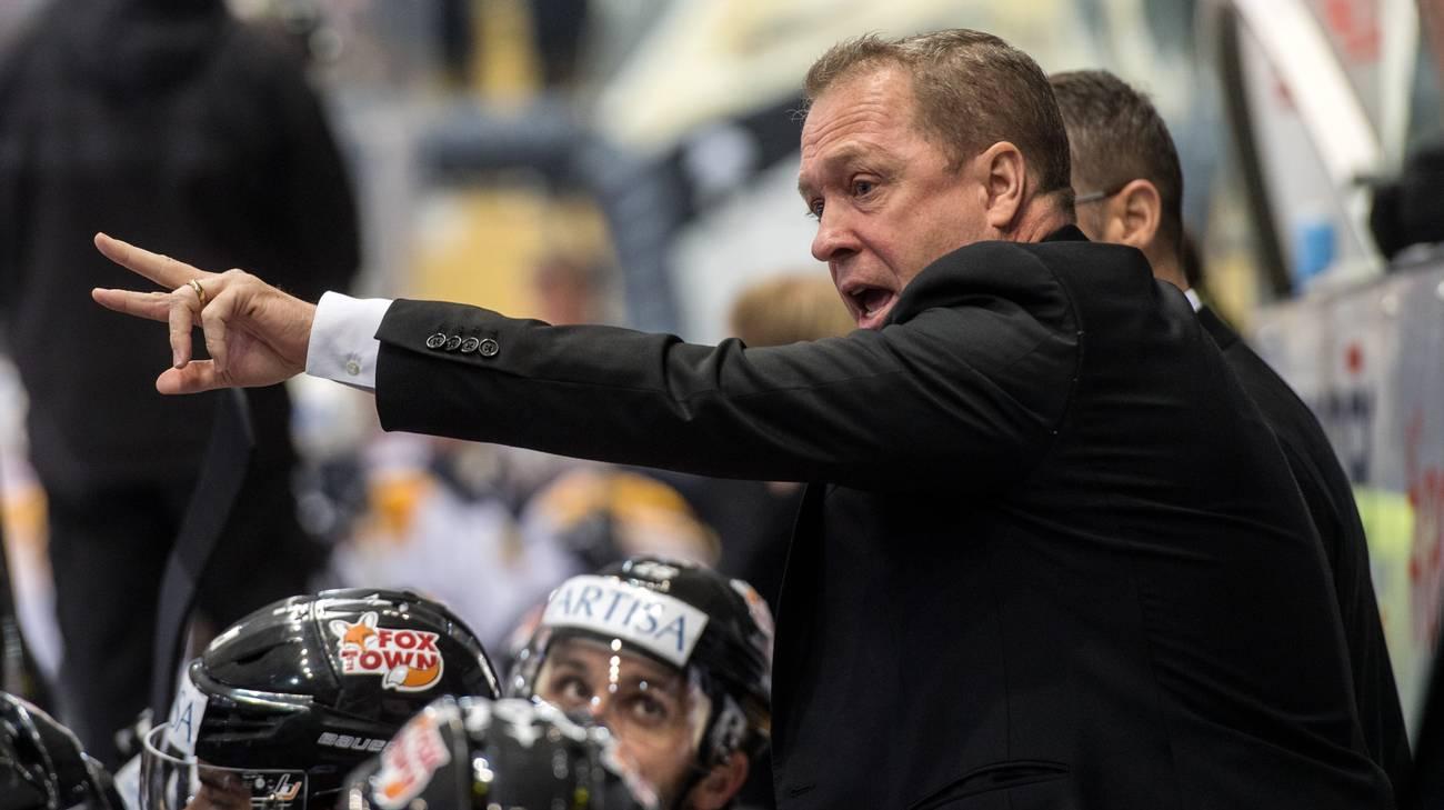 Il coach canadese