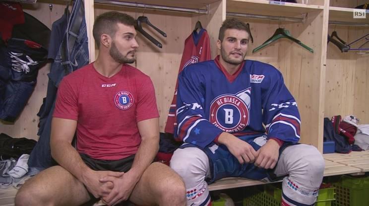 Hockey e lavoro, due avventure a braccetto