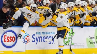 NHL, Kevin Fiala non si ferma più