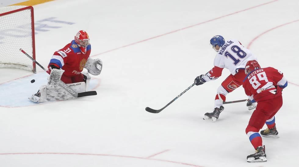 Kubalik e Lajunen in evidenza a Mosca