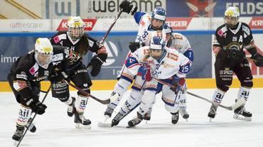 Ladies sconfitte, il titolo resta a Zurigo