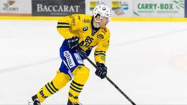 Langnau, Johansson per centrare i playoff
