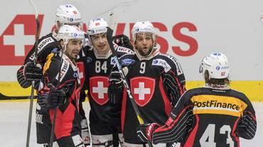 La Svizzera batte l'Austria e ritrova la Russia