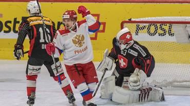 La Svizzera cade in finale contro la Russia