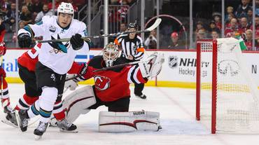 Segna Timo Meier ma vince New Jersey