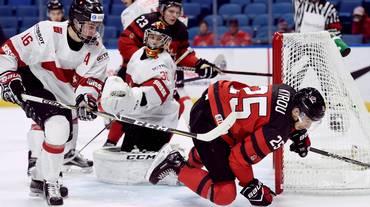 Draft NHL, Gross primo svizzero chiamato