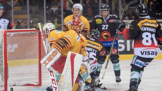 Il Berna fa suo il derby contro il Langnau