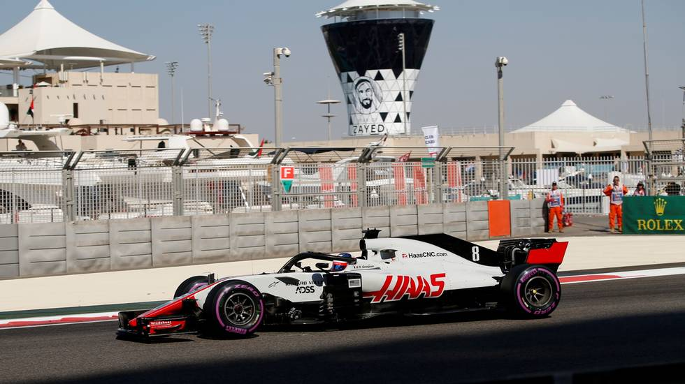 Delétraz per la prima volta su una F1