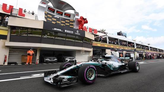 Hamilton domina le prove ufficiali in Francia