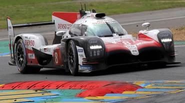 Buemi trionfa nella 24 Ore di Le Mans!